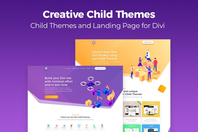 Store - Creative Child Themes